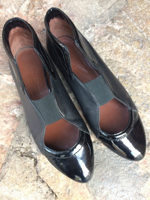 Chaussures noires Sonia Rykiel